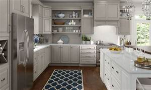 lowe39s medallion cabinets wall and base cabinetry shown With kitchen cabinets lowes with 13 1 stickers