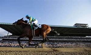 American Pharoah Wins Triple Crown at 147th Belmont Stakes ...