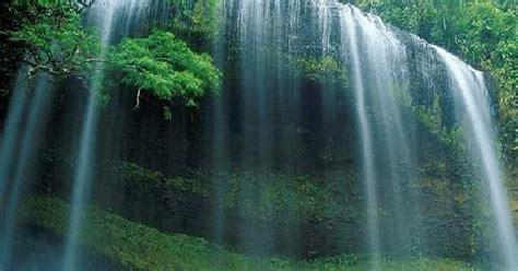gambar animasi air terjun bergerak gambar wallpaper air terjun waterfall
