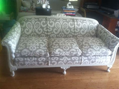 Companies That Reupholster Furniture by Just Finished Reupholstering This 100 Year