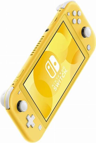 Nintendo Switch Lite Yellow Amarillo Console 32gb