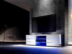 Meuble Tv Led Conforama : meuble salon led conforama ~ Dailycaller-alerts.com Idées de Décoration