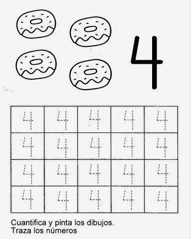 letras para ni241os recursos educaci211n infantil n218mero 1