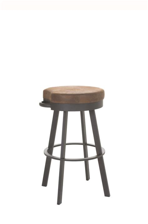Swivel Stool by Amisco Bryce Backless Swivel Stool Free Shipping