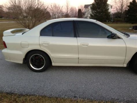 Mitsubishi 4 Door Cars by Find Used 2000 Mitsubishi Galant Es Sedan 4 Door 2 4l In
