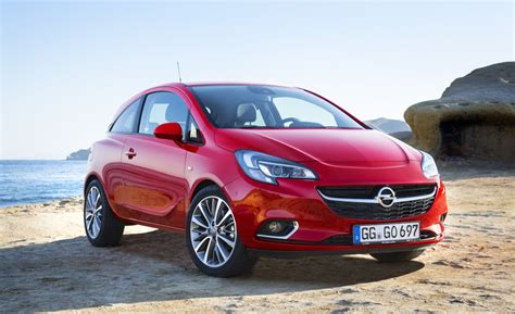 2015 opel corsa opc line unveiled gm authority