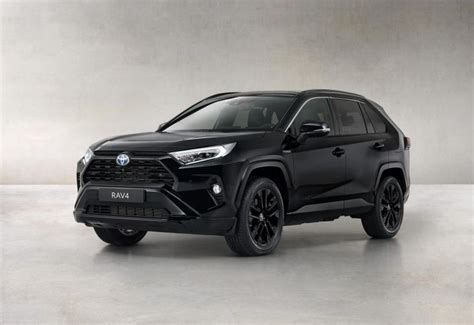 Learn more about the new toyota rav4 here. Toyota RAV4 Black Edition Announced - Cars.co.za