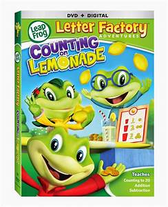 Leapfrog letter factory adventures counting on lemonade for Leapfrog letter factory adventures counting on lemonade