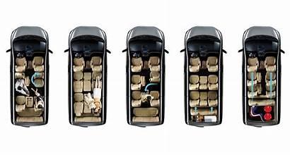 Starex Grand Hyundai Interior Space Seater Seat