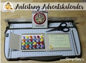 Adventskalender To Go Basteln : anleitung f r einen adventskalender to go mit schokolinsen stempeltier kreative werke mit ~ Orissabook.com Haus und Dekorationen
