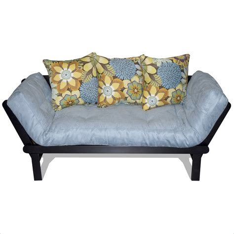 Cer Sleeper Sofa by Chion Fabric Convertible Cushioned Futon Sofa Bed