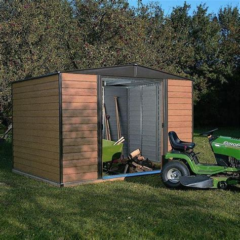 Garden Shed 8x6 Best Price by Buy A Range Of Metal Sheds Garden Storage Save