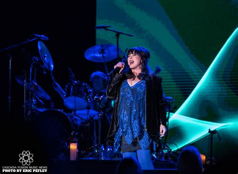 Ann Wilson Of Heart On February 9th, 2018 At Emerald Queen