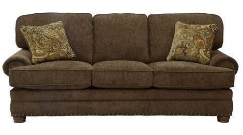 Jackson Braddock Queen Sleeper Sofa Espresso Jf 4238 04