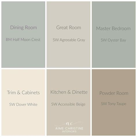 the images collection of neutral farmhouse colors sherwin