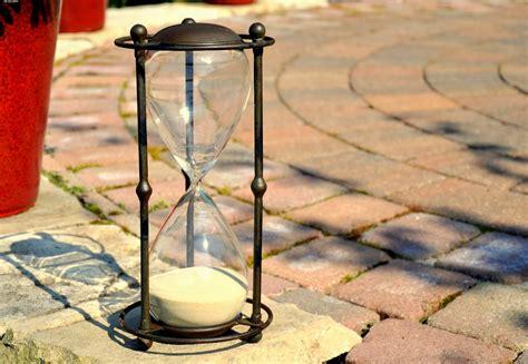 wooden hour glass sand timer cm