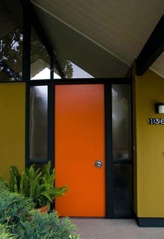 top ten inviting mid century modern front door ideas homesfeed