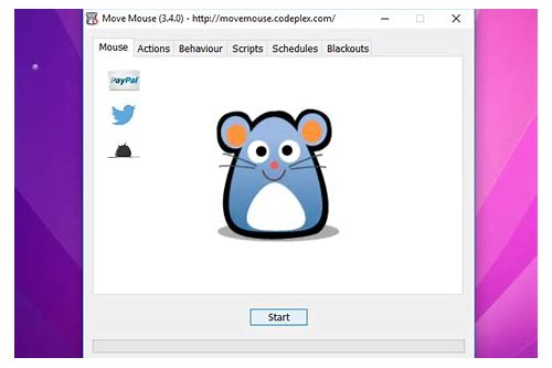 move mouse deutsch download