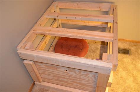 diy homemade animal crate  dogs  pigs