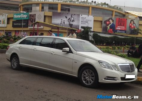 The Limo by E Class Limo The About Cars