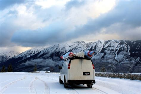 8 Must See Places On A Winter Road Trip Across Canada