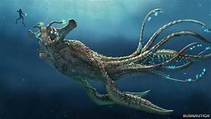 Subnautica Creatures, Tools And Submarines Described