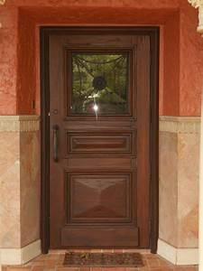 Elegant Entryways - Mediterranean - Front Doors - other ...