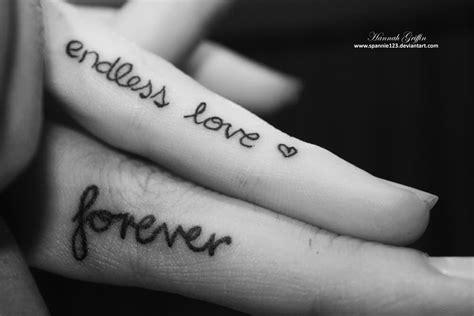love  tattoos  finger