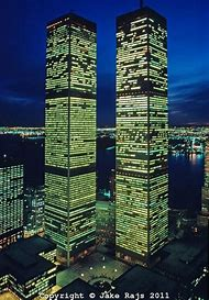World Trade Center Twin Towers New York