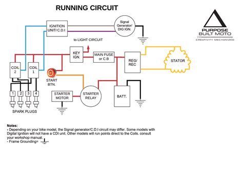 motorcycle electrics 101 re wiring your cafe racer purpose built moto