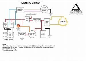 Wiring Diagrams Points Ignition Gs 550 Suzuki Motorcycle