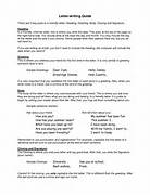 Correct Format For Writing A Letter Best Template Collection Gallery For Letter Writing Samples Friendly Letter Template Map Holiday Travel Informal Letter Format 7 Free Samples Examples Format