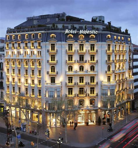 chambre hotel f1 forfait f1 barcelone hôtel magestic forfaits et