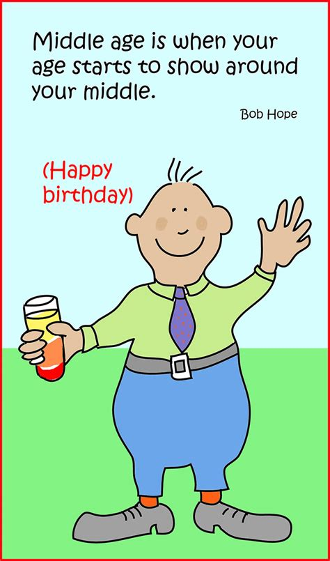 happy birthday funny clipart     cliparts