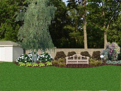 landscape ideas for privacy between houses landscaping against a privacy fence landscaping pinterest