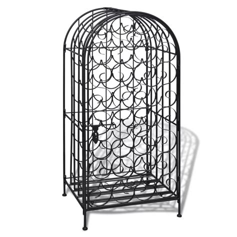 metal wine rack cabinet vidaxl co uk metal wine cabinet rack wine stand for 35
