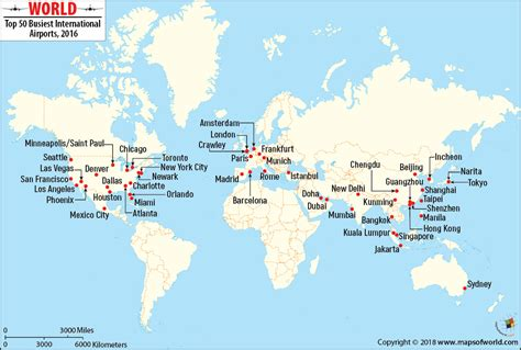 international airports map airport codes   city
