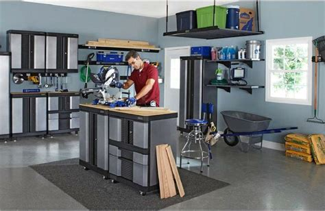 Lowes  Kobalt System  Garage Organization Pinterest