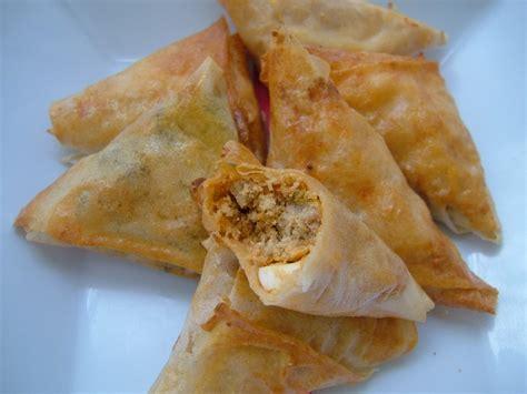 poisson cuisine marocaine briouats au poisson cuisine marocainela cuisine marocaine