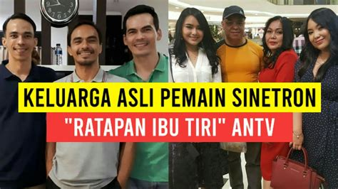 "Check spelling or type a new query. Keluarga Asli Pemain Sinetron ""Ratapan Ibu Tiri"" (RIT ..."