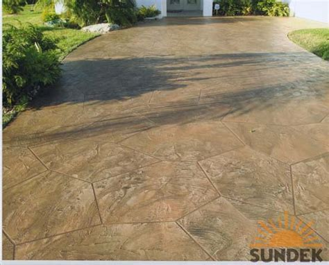cement driveway overlay louisville ky   Decorative