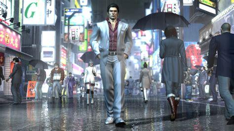 yakuza    playstation    cities gematsu