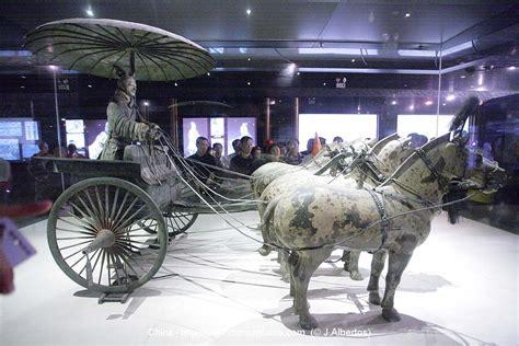 guerreros de terracota de xian fosa  china xian