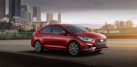 2019 Hyundai Accent Hatchback by 2019 Hyundai Accent Hyundaiusa