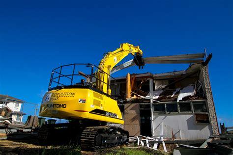 demolitionzone melbourne professional demolition