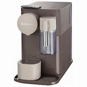 Delonghi nespresso lattissima one brown en 500bw for Nespresso preisvergleich