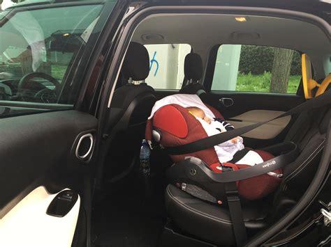 si鑒e auto cybex cybex l 39 ovetto auto per il neonato che viaggia federica piersimoni