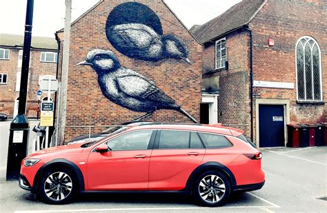vauxhall insignia country tourer   long term test