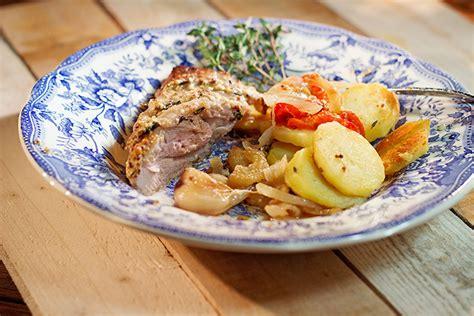 cuisine cuisse de dinde cuisse de dinde à la moutarde rôtie au four cuisine dz