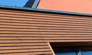 Außenwand Mit Holz Verkleiden : holzfassade ~ Watch28wear.com Haus und Dekorationen